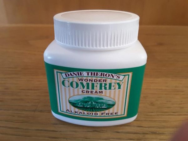 danie therons wonder comfrey cream 100ml